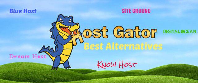 Hostgator hosting Best Alternatives