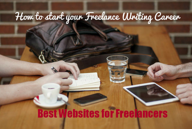 How Start Freelance Writing