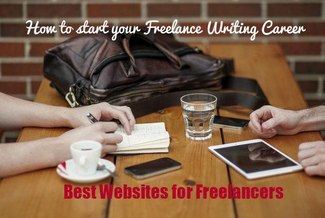 How Start Freelance Writing