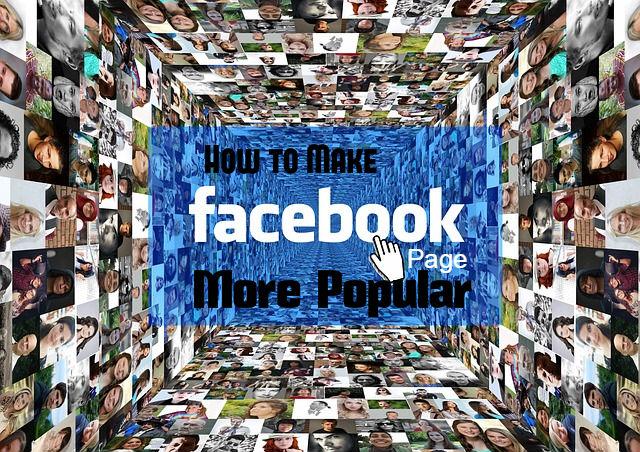 Make Facebook Page Popular Tips