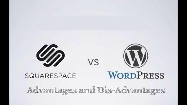 Squarespace WordPress Pros Cons