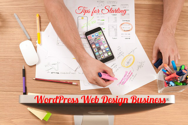 Starting WordPress Web Design Business