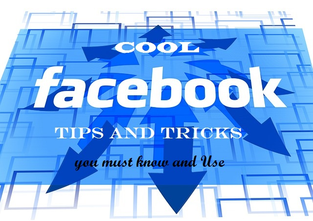 Cool Facebook Tips Tricks