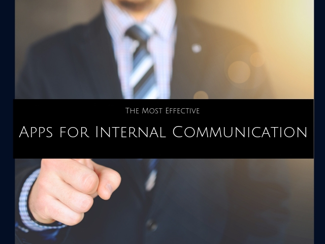 Apps for Internal Communication