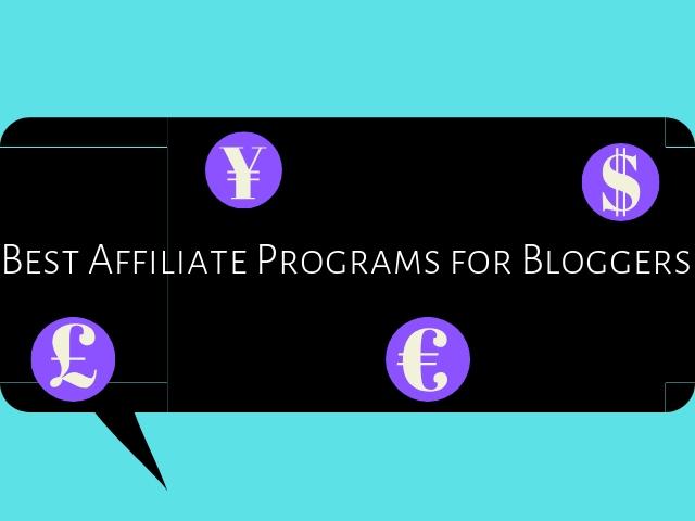 Affiliate Program for Bloggers