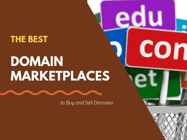 Domain Marketplaces