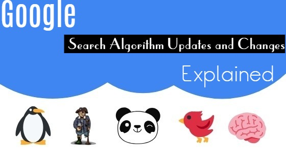 Google Search Algorithm Updates
