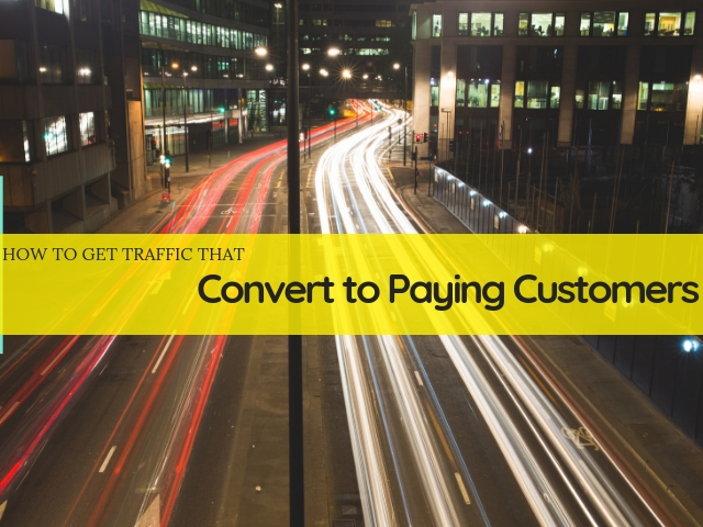 Paying Customers