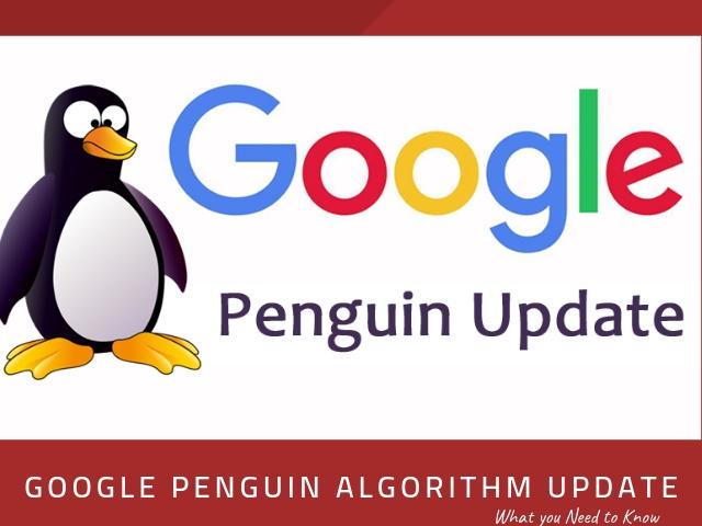 Google Penguin Algorithm Update