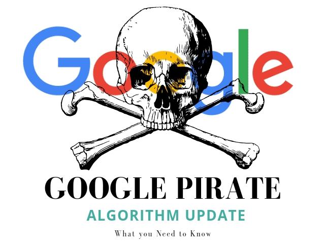Google Pirate Algorithm Update