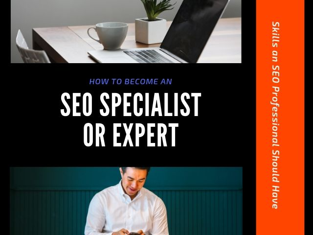 SEO Specialist or Expert