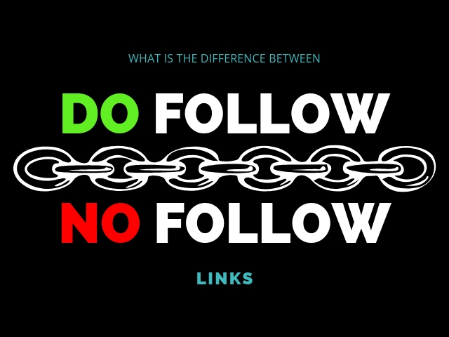 Follow vs NoFollow Links