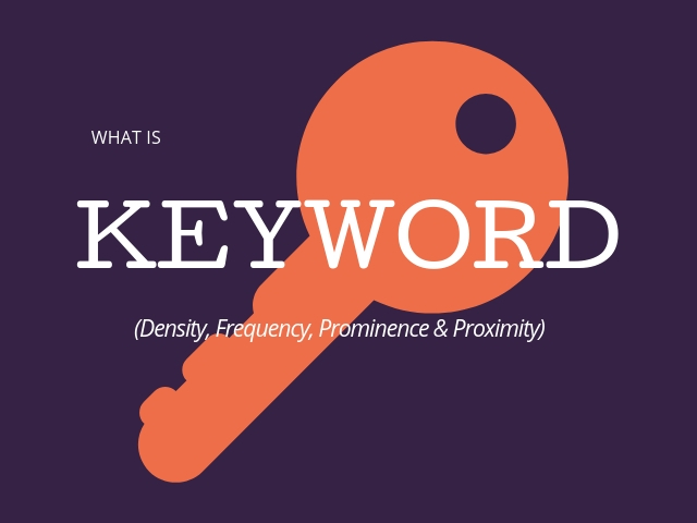 What is keyword density