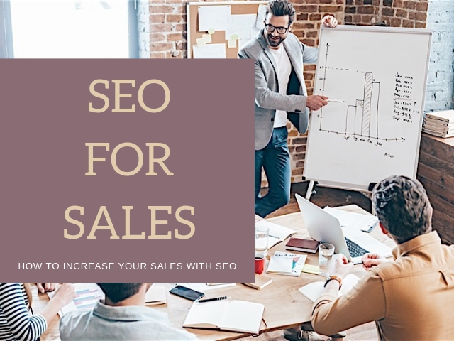 SEO for Sales