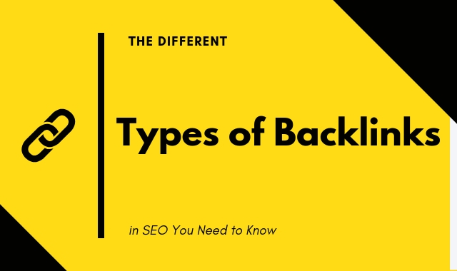 Types of Backlinks