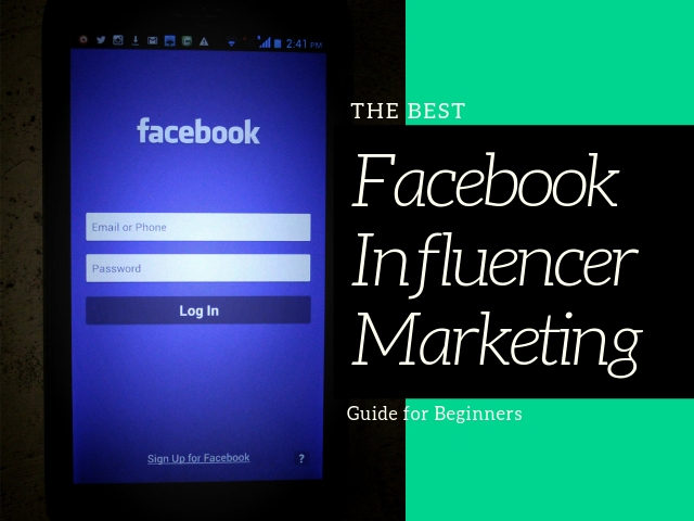 Facebook Influencer Marketing