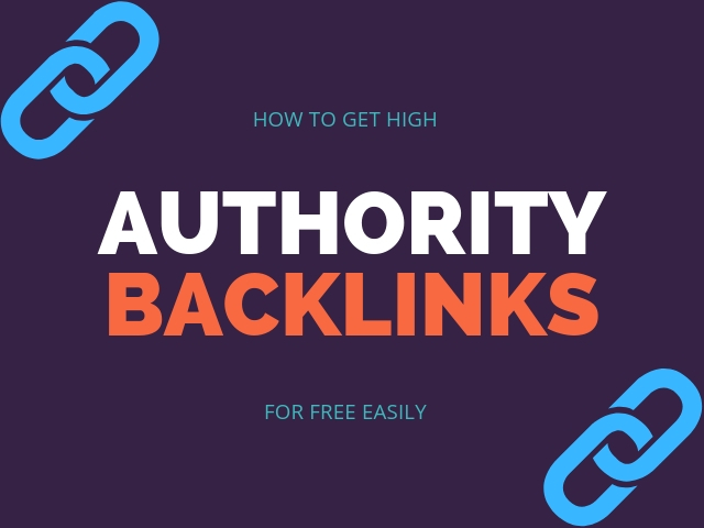 Authority Backlinks