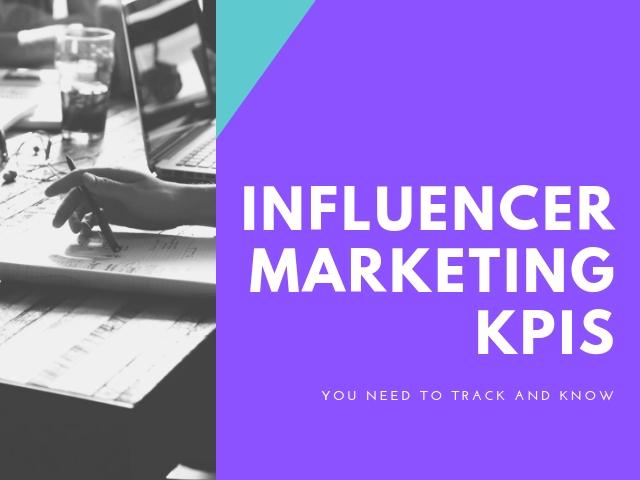Influencer Marketing KPIs