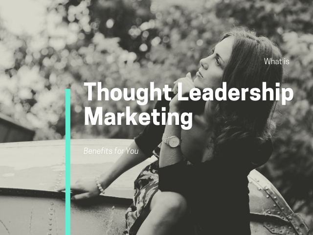 Thought Leadership Marketing