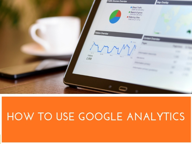 Use Google Analytics