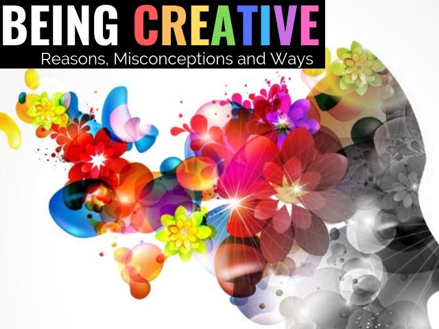 Being Creative Ways