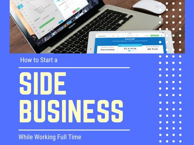 Start a Side Business
