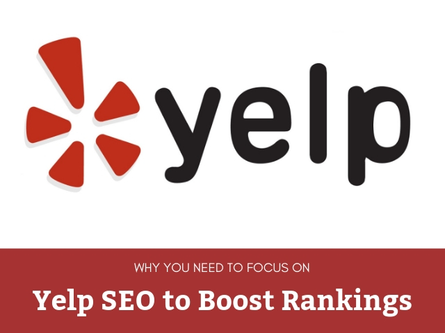 Yelp SEO Optimization