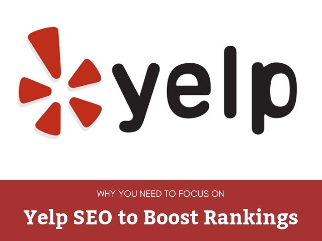 Yelp SEO Optimization