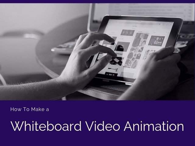 Whiteboard Video Animation