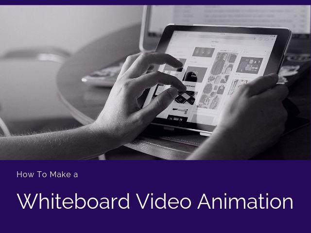 Whiteboard Video Animation