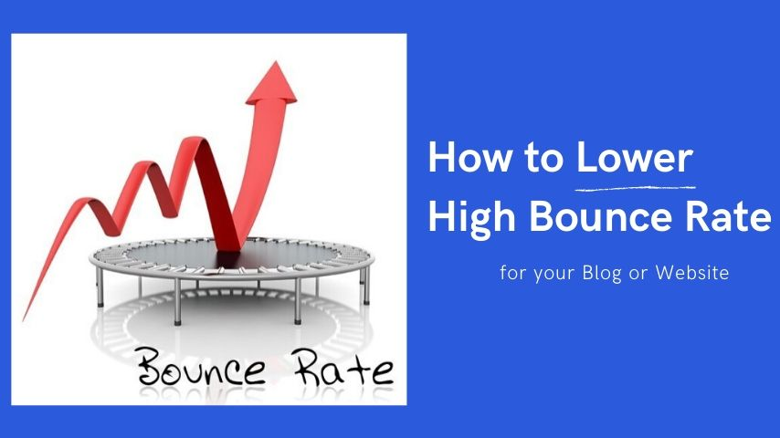 Lower Bounce Rate