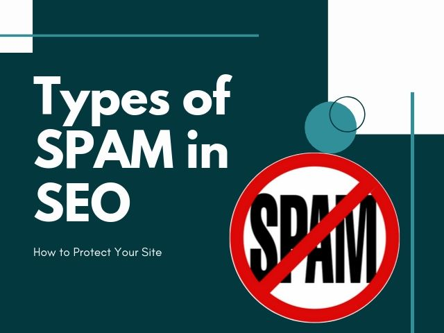 Types of SPAM in SEO