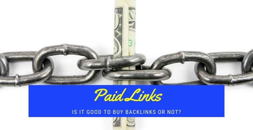 Paid Links