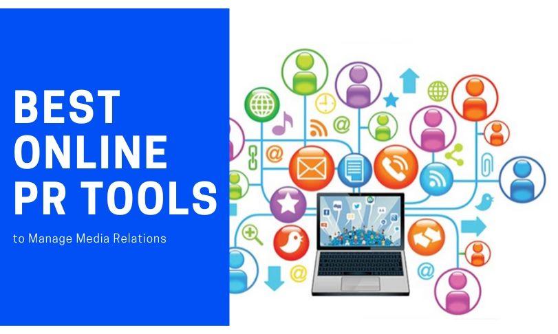 Online PR Tools