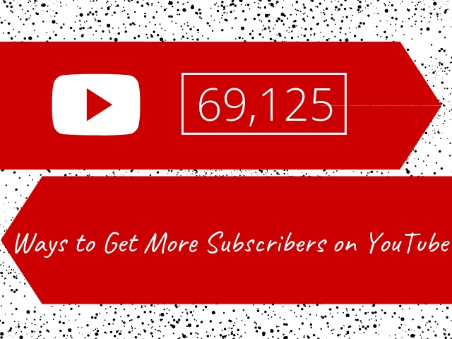 Subscribers on YouTube