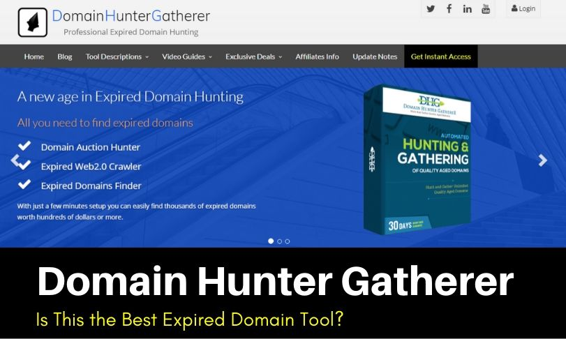 Domain Hunter Gatherer