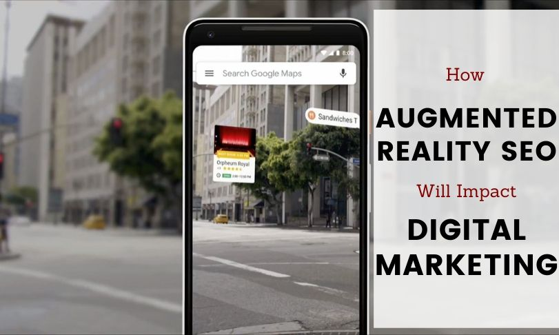 Augmented Reality SEO