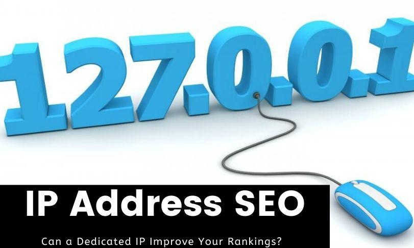 IP Address SEO and Dedicated IP