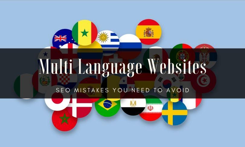 Multi Language Websites