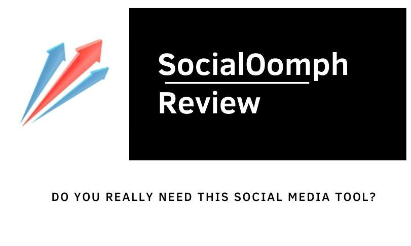 SocialOomph Review