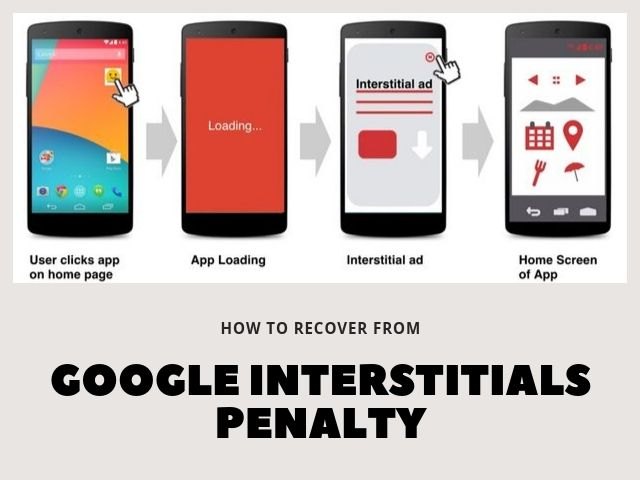 How to Recover From Google Interstitials Penalty